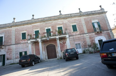 Casa Stragapede